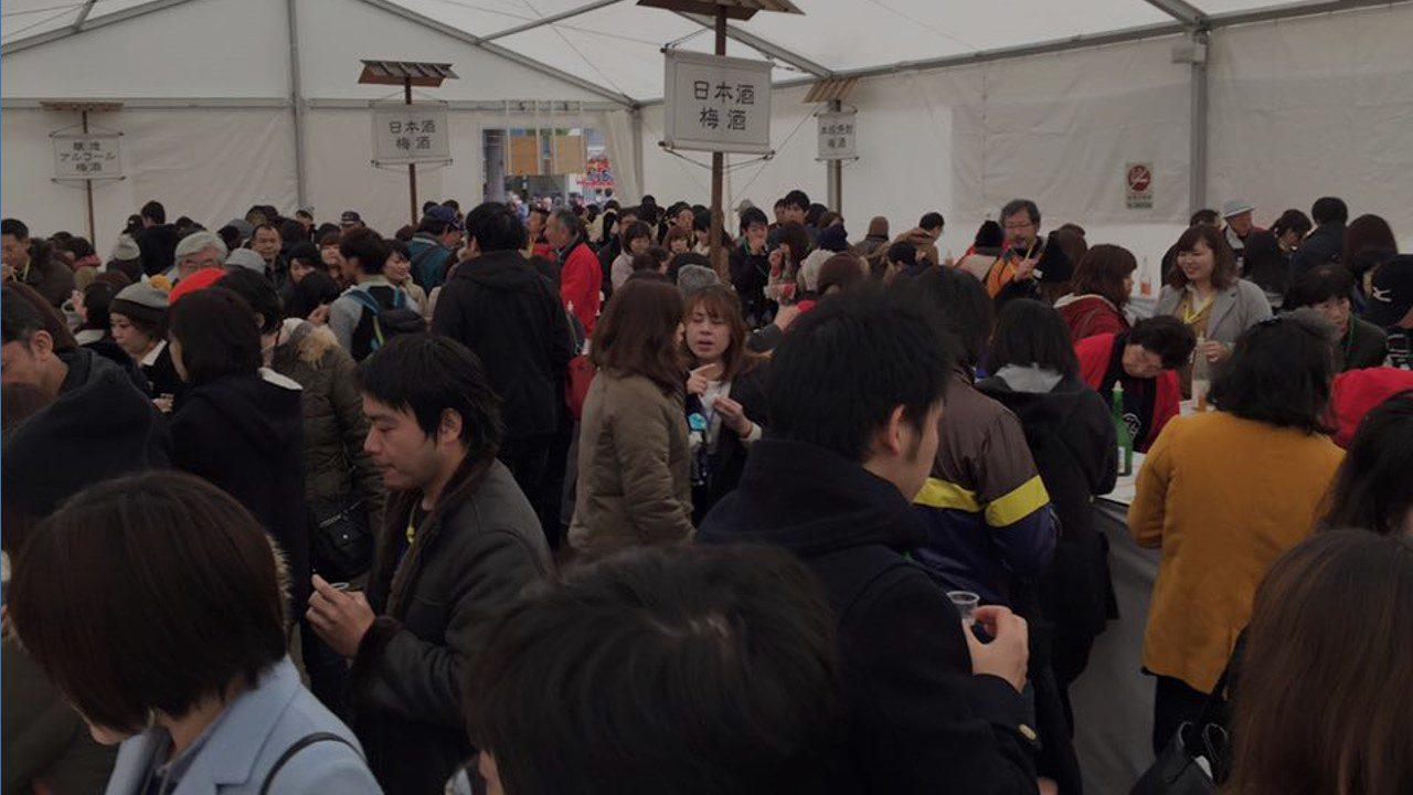 日本全国の梅酒を飲み比べできる人気のイベント
