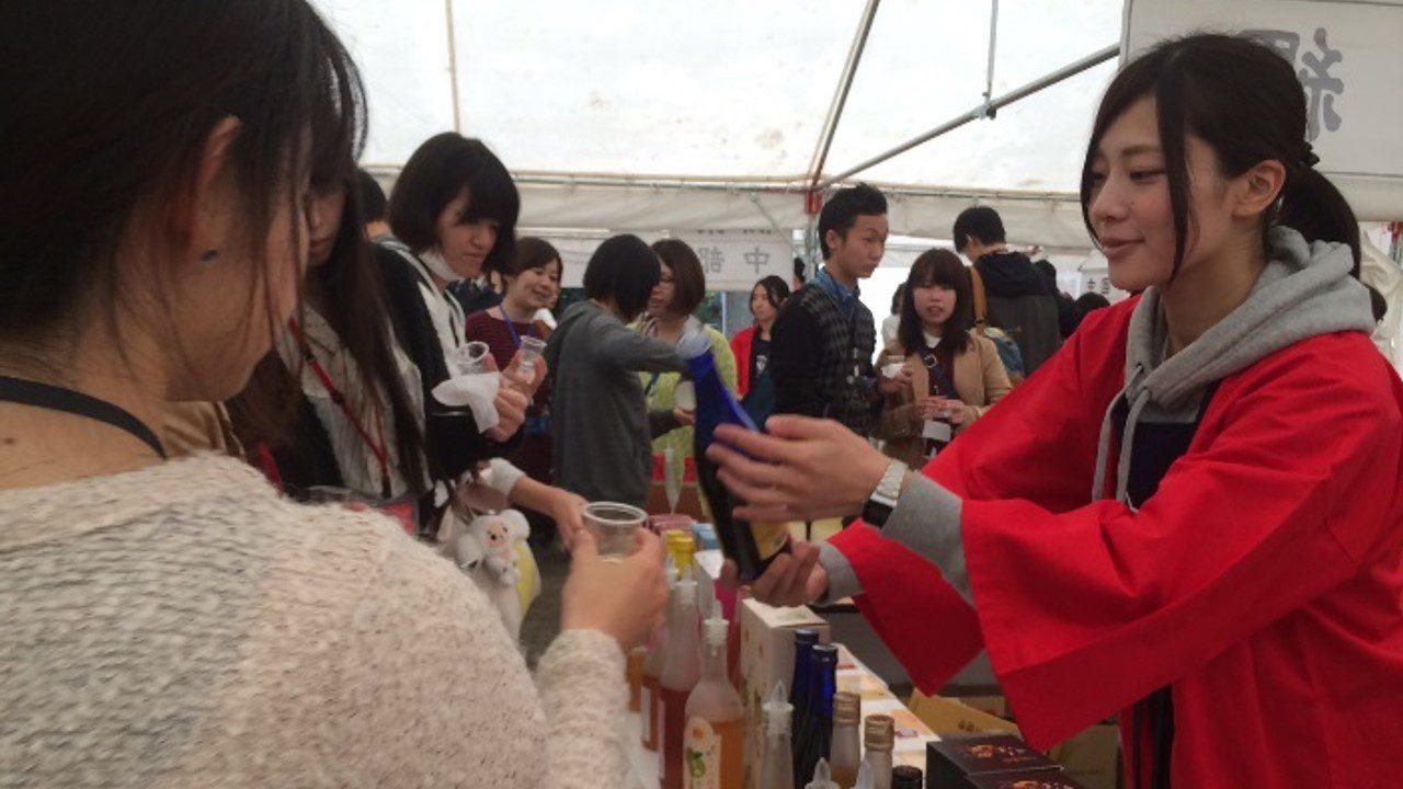 全国各地の梅酒まつり 東京・水戸・福岡・西宮